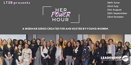 "LTSB's ""Her Power Hour"" Webinar Series