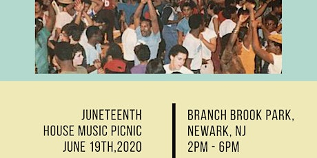 Juneteenth House Music Picnic tickets