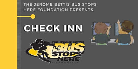 The Jerome Bettis Foundation's Check Inn Enrichment Virtual Youth Program tickets