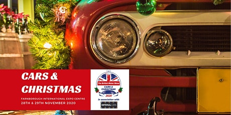 British Motor Show Cars & Christmas - South tickets