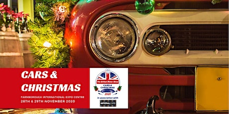 British Motor ShowCars & Christmas - North tickets