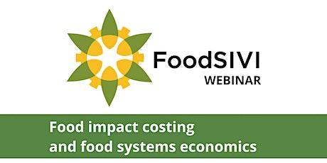 Food System Impact Valuation Webinar – FoodSIVI tickets