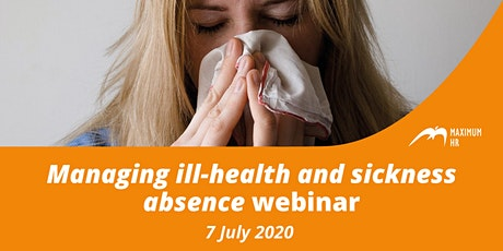 Managing ill-health and sickness absence tickets