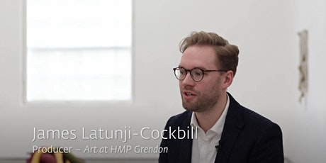 Artsfest Online: Dean Kelland in conversation with  James Latunji-Cockbill tickets