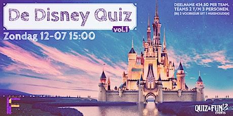 De Disney Quiz  Vol.1| Utrecht tickets