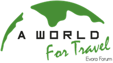 A WORLD FOR TRAVEL logo