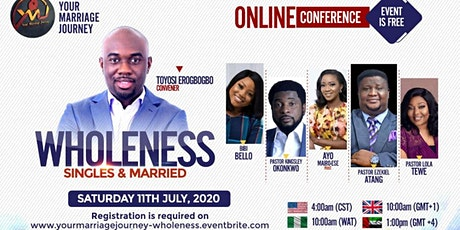 Wholeness tickets