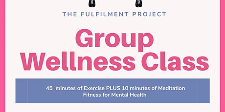 Wellness Session tickets