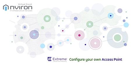 Extreme Networks Wireless LAN TestDrive tickets