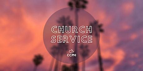 CCPH Sunday 9:00AM Service tickets