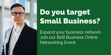 Do you target Small Business?  Online Business Networking  | North America tickets