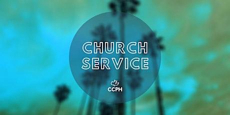 CCPH Sunday 11:00AM Service tickets