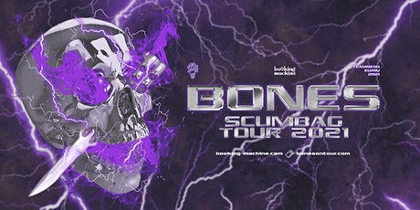 Bones (TeamSESH, USA) in Munich tickets