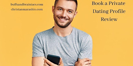 Free - Dating Profile Basics - Online Workshop - Singles All Ages tickets