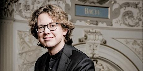Hannes Minnaar speelt Goldbergvariaties tickets