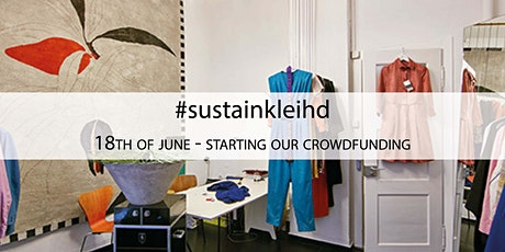 Launch Event Crowdfunding Project #sustainkleihd tickets