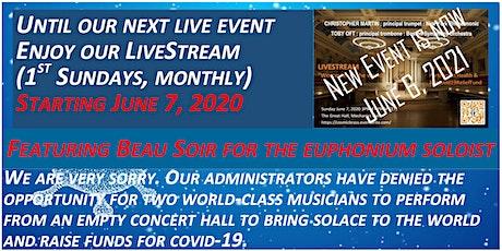 Best in Brass Cosmic Classics Concert 2020R (B2C3-20R) tickets