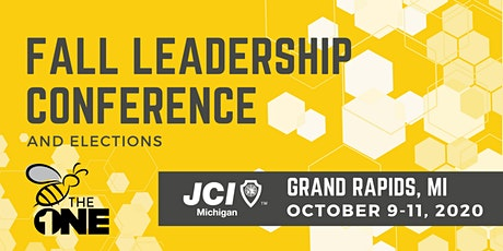 JCI Michigan Fall Conference and Inauguration tickets