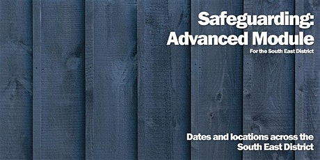 Safeguarding: Advanced Module – South Kent Circuit tickets