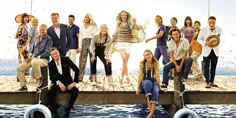 Mamma Mia: Here we go again im filmriss AVU Autokino Tickets