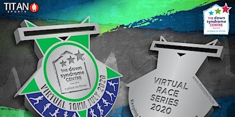 Virtual Summer 10km tickets