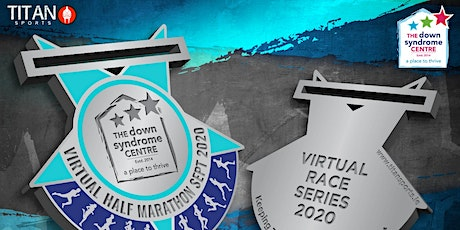 Virtual DSC Half Marathon tickets