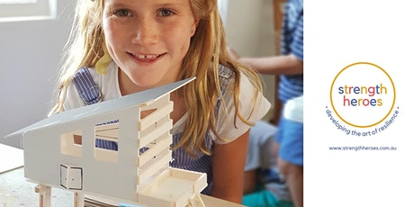 SOLD OUT Architect for a Day - model making - ages 10+ tickets