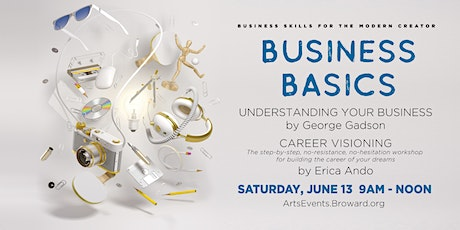 Business Skills for the Modern Creator: Business Basics (Session 1) tickets