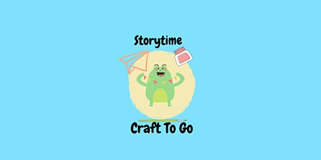 Storytime Craft to Go tickets
