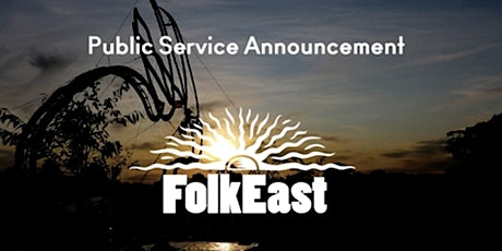 FolkEast 2020 (postponed) tickets