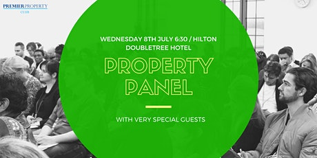 Property Panel tickets