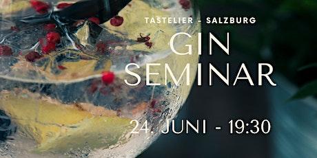 Gin-Seminar | Die Weltklasse tickets