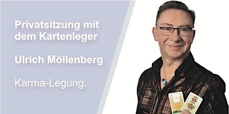 Karma-Kartenlegung  mit Ulrich Möllenberg als Privatsitzung Tickets