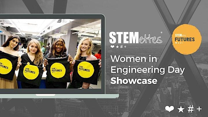 Stemettes 'Women in Engineering Day' Showcase image