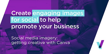 Social media imagery: getting creative with Canva tickets