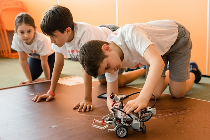 Immagine HelloRobot Summer Camp |6-10 anni| Lego Robot Studio