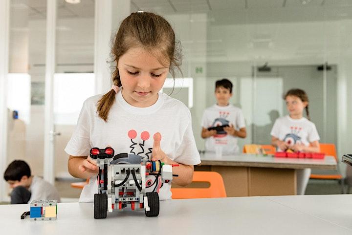 Immagine HelloRobot Summer Camp |7-10 anni| Master Robot Junior