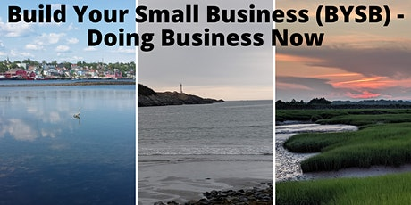 Build Your Small Business (BYSB)- Doing Business Now tickets