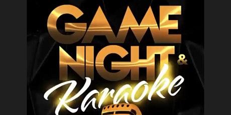 Karaoke + Game night tickets