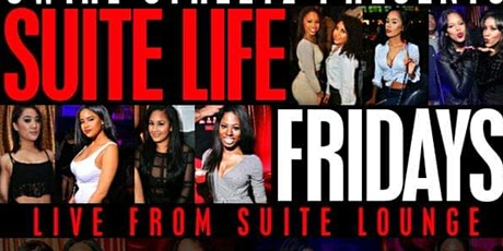 ATL's Official Weekend Kickoff! #V103 LIVE #Friday @ SUITE LOUNGE! tickets