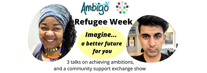 Refugee Week - Imagine...a better future for you image