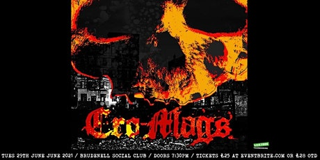 Cro Mags tickets