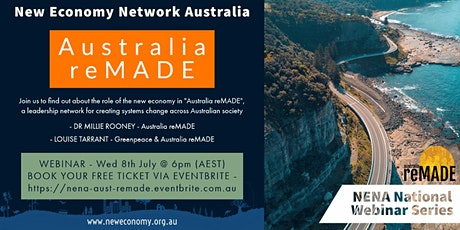 Australia reMADE and the new economy tickets