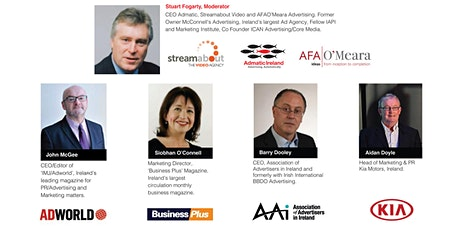 Advertising Matters. Views from the Frontline. June 10th 1pm tickets