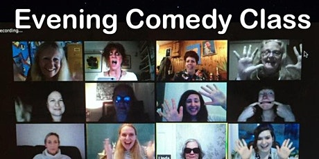 One Week Crash Course: Writing/Performing Comedy tickets