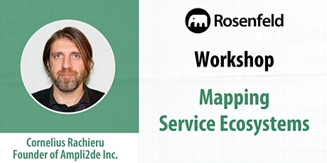UX Workshop: Mapping Service Ecosystems tickets