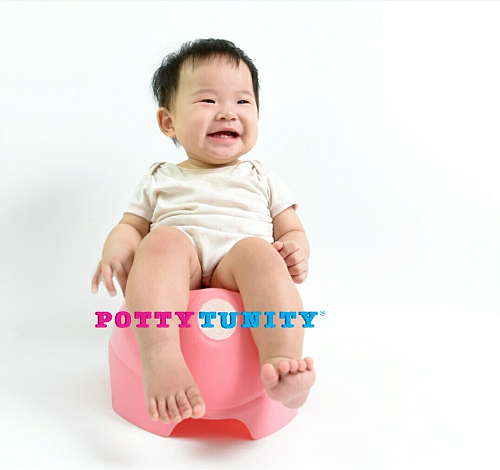 WEBINAR: BABY LED POTTY TRAINING (B.L.P.T) 0 – 12 MONTHS. image