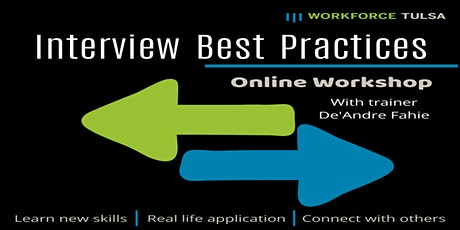 Interview Best Practices Workshop tickets