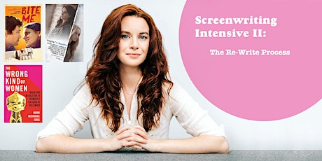 Screenwriting Intensive II: The Re-Write Process tickets