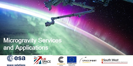 Microgravity Services & Applications Webinar tickets